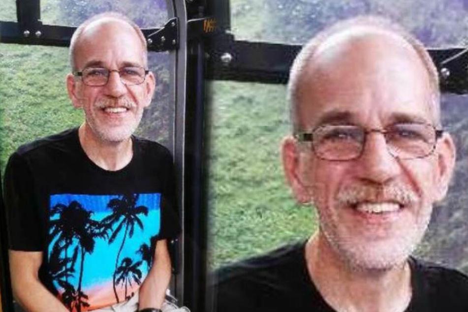 Mann vermisst: Wer hat Bernd-Rüdiger F. (53) gesehen?