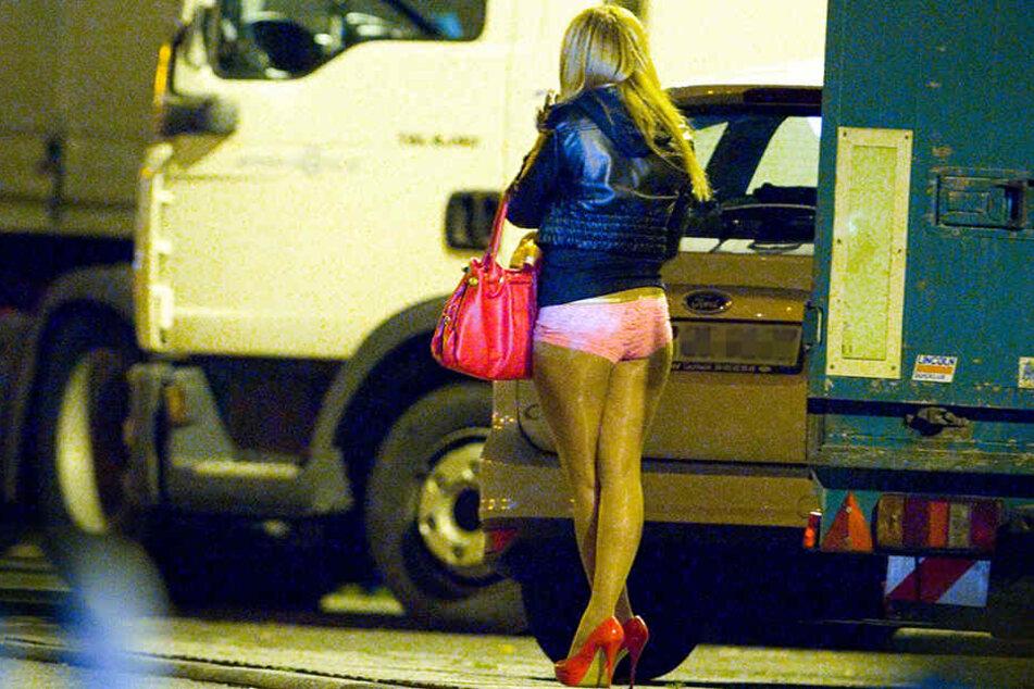 Allein 2016 zählte die Polizei in Sachsen-Anhalt fünf Opfer von Menschenhandel, denen ein Schicksal als Zwangsprostituierte drohte (Symbolbild).