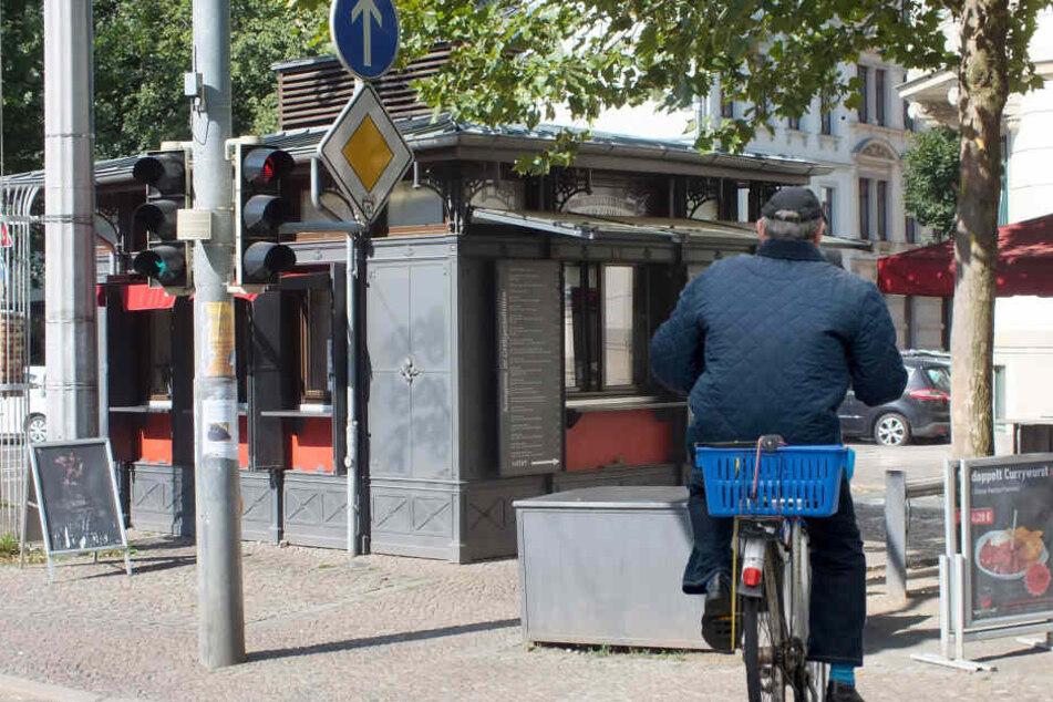 Am Leipziger Südplatz kam es Donnerstagfrüh zu einem Akt der Selbstjustiz. (Symbolbild)