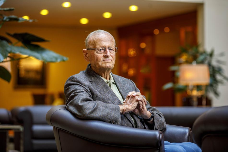 Hatte recht: Ex-VW-Vorstand Dr. Carl H. Hahn prophezeite den Trabi als beliebten Oldtimer.