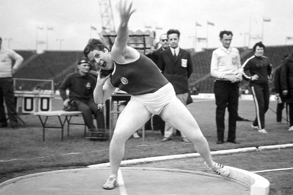 Trauer um Ex-Olympiasiegerin: Margitta Gummel ist tot
