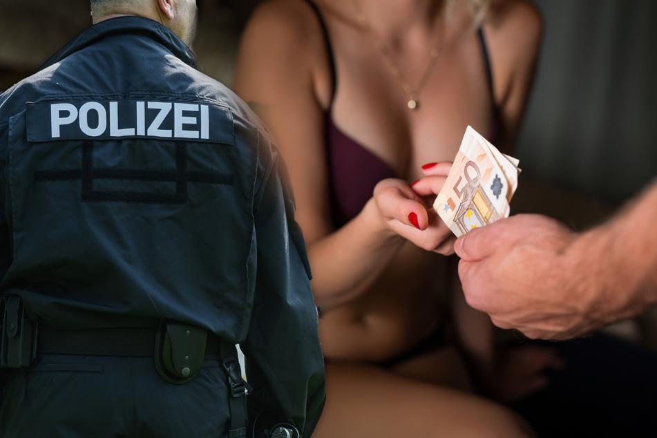 Samt DJ und Prostituierten: Polizei sprengt wilde Corona-Sex-Party mit über 30 Personen