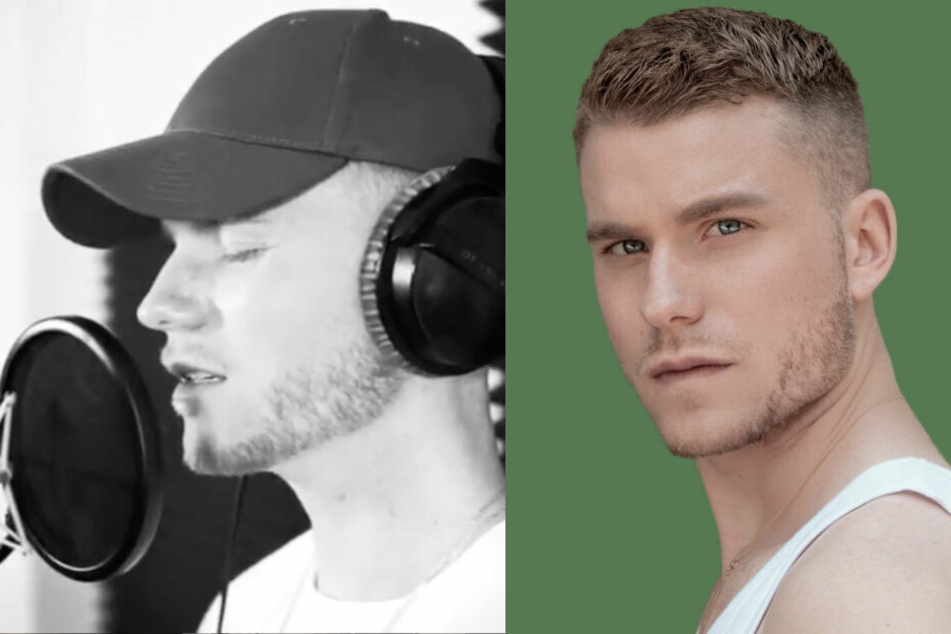 Der 27-Jährige ist Singer-Songwriter und wohnt in Leipzig.