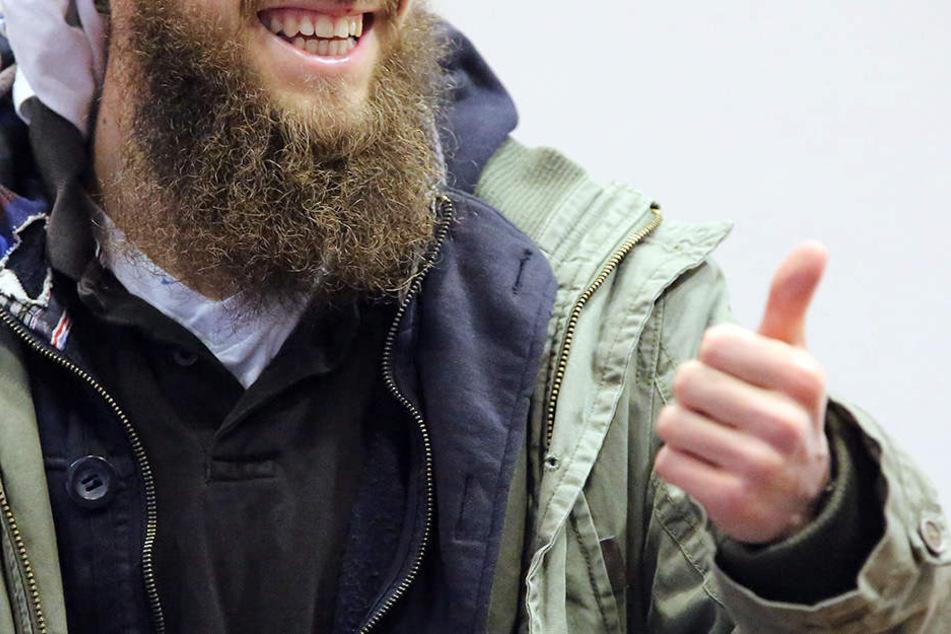 Auch Salafisten gehören zu den Abhörzielen der Landesregierung. (Symbolbild)