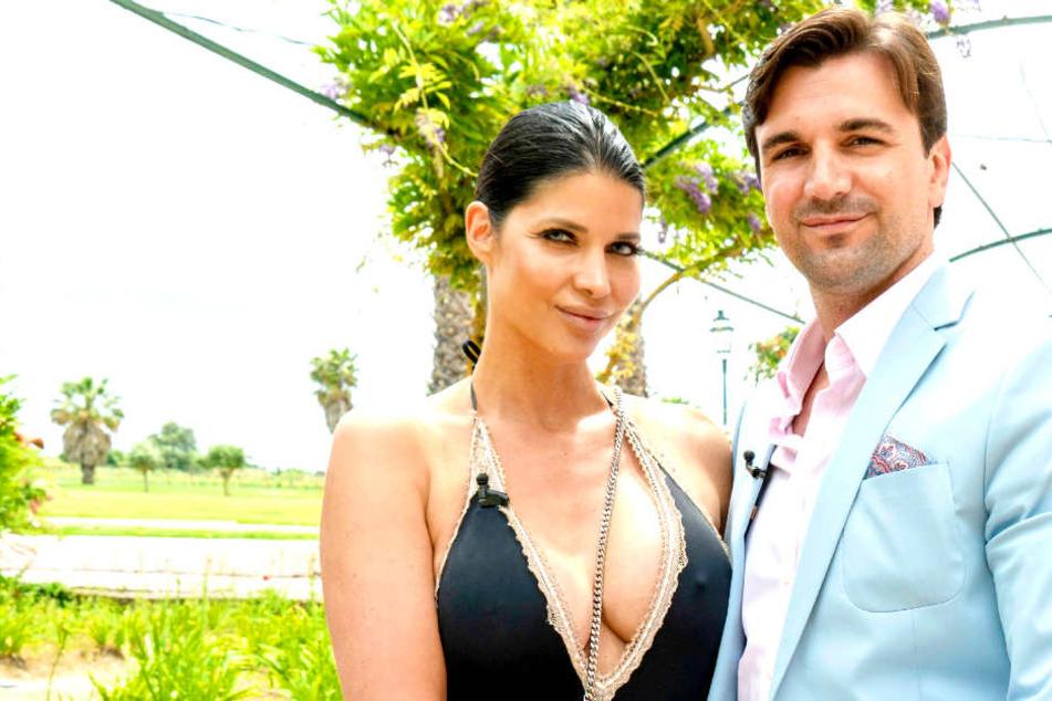 Micaela mit ihrem Freund Felix.