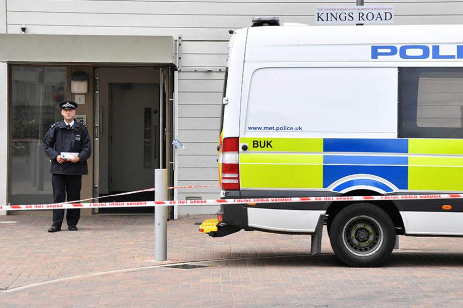 Im Londoner Stadtteil Barking lebte einer der Attentäter.
