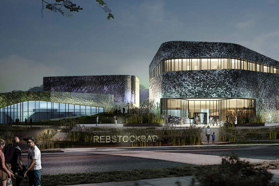Mega-Projekt für 90 Millionen Euro: In fünf Jahren soll das neue Rebstockbad fertig sein