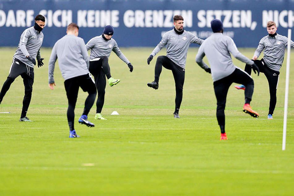 Training ist wieder angesagt! RB Leipzig startet mit den Vorbereitungen für die kommende Saison.