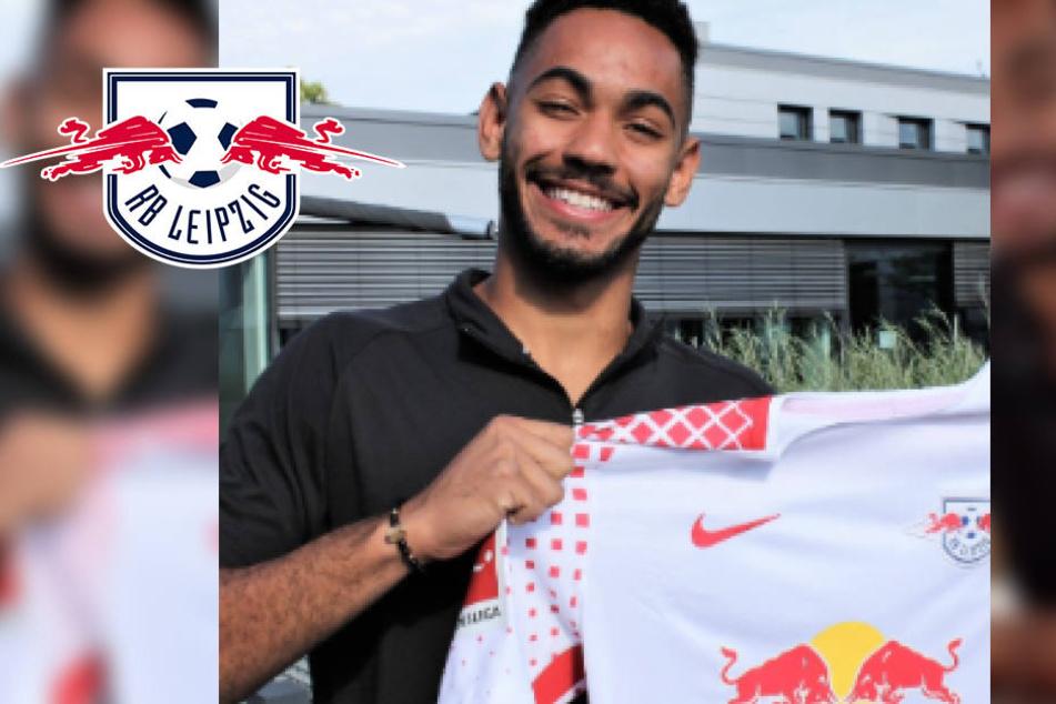 RB Leipzig schnappt sich brasilianisches Sturmtalent