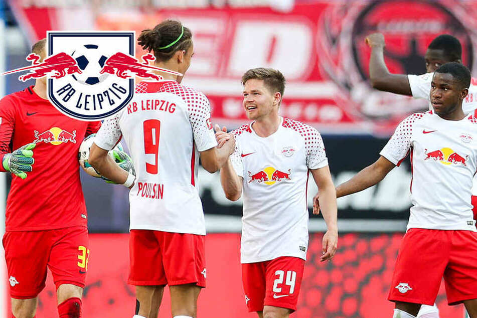 RB Leipzig bangt vor Alles-oder-nichts-Spiel gegen Hertha um drei Spieler