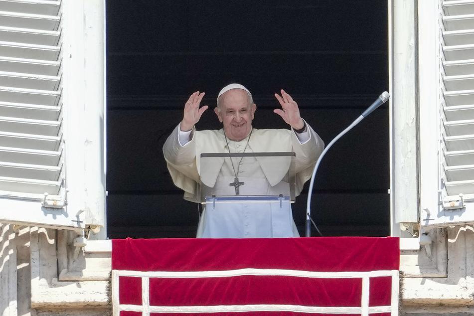 Papst Franziskus (84) besucht demnächst die Slowakei.