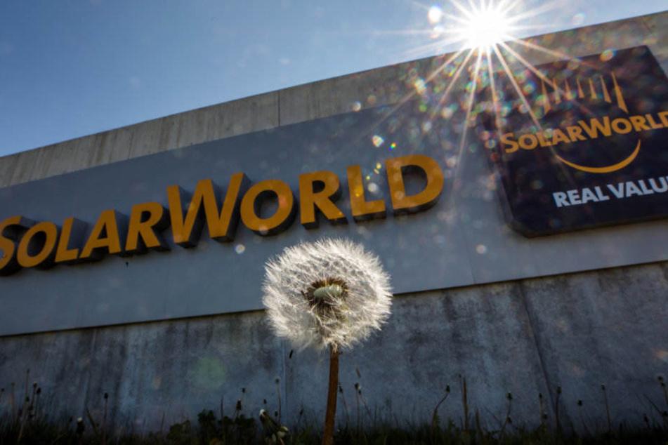 Mehrere Hundert Mitarbeiter sind bei Solarworld von der neuerlichen Insolvenz betroffen.