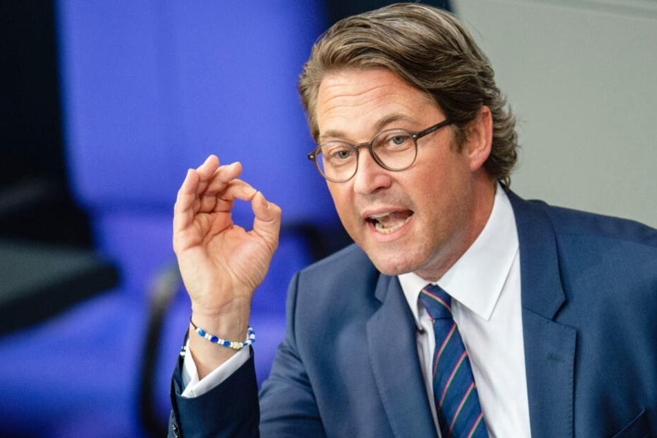Andreas Scheuer ist mit dem Vorgehen Österreichs keinesfalls einverstanden.