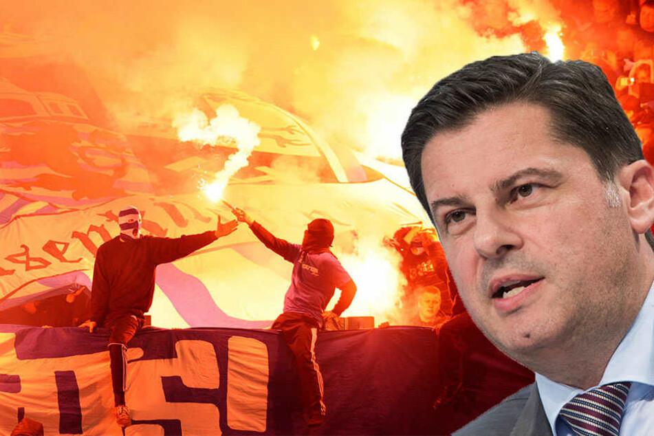 """DFL-Boss beschimpft Ultras als """"Totengräber der Fankultur"""""""