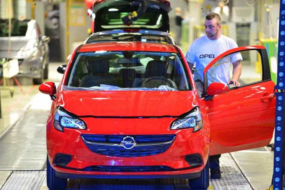 Das neue Modell des Opel Corsa wird ausschließlich in Spanien gebaut.