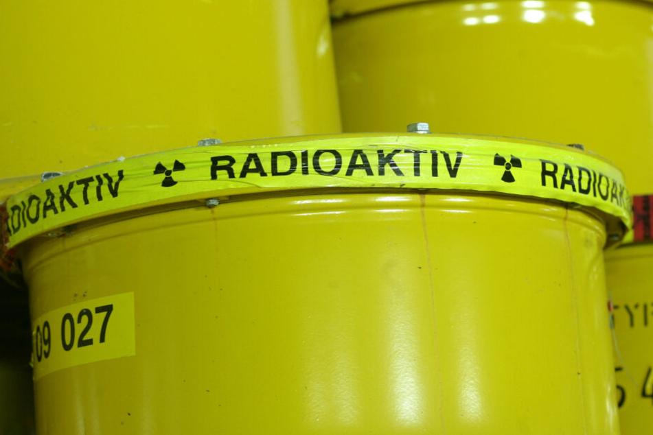 Der Kleintransporter hatte radioaktives Kontrastmittel geladen. (Symbolbild)