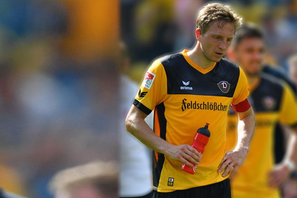 Fällt Marco Hartmann (30) am Sonntag aus?