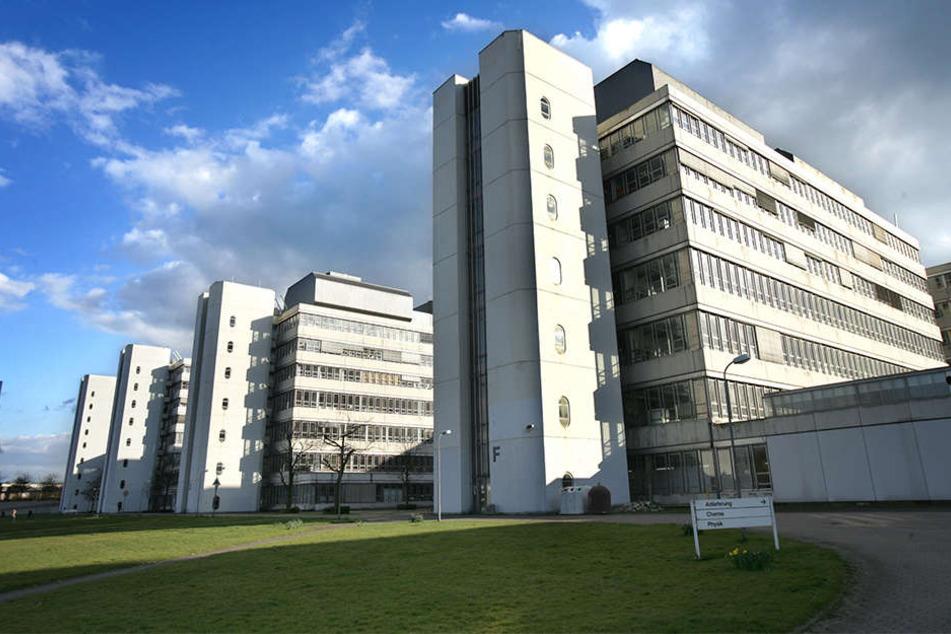 Die Universität Bielefeld schließt für knapp zwei Wochen die Pforten.
