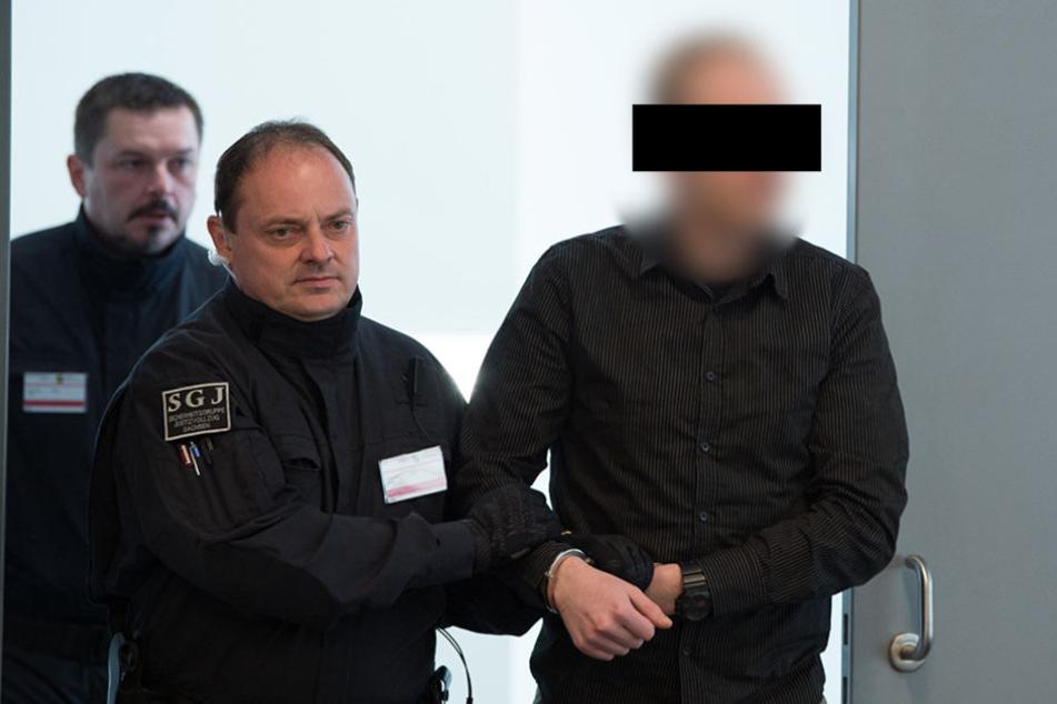 Der Angeklagte Patrick F. hat sein Schweigen vor Gericht gebrochen und umfassend gestanden.