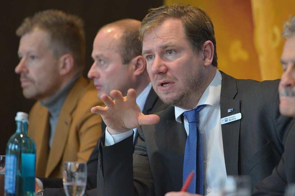 Firmen rechnen mit Konjunktur-Delle: Droht Chemnitz Pleitewelle?