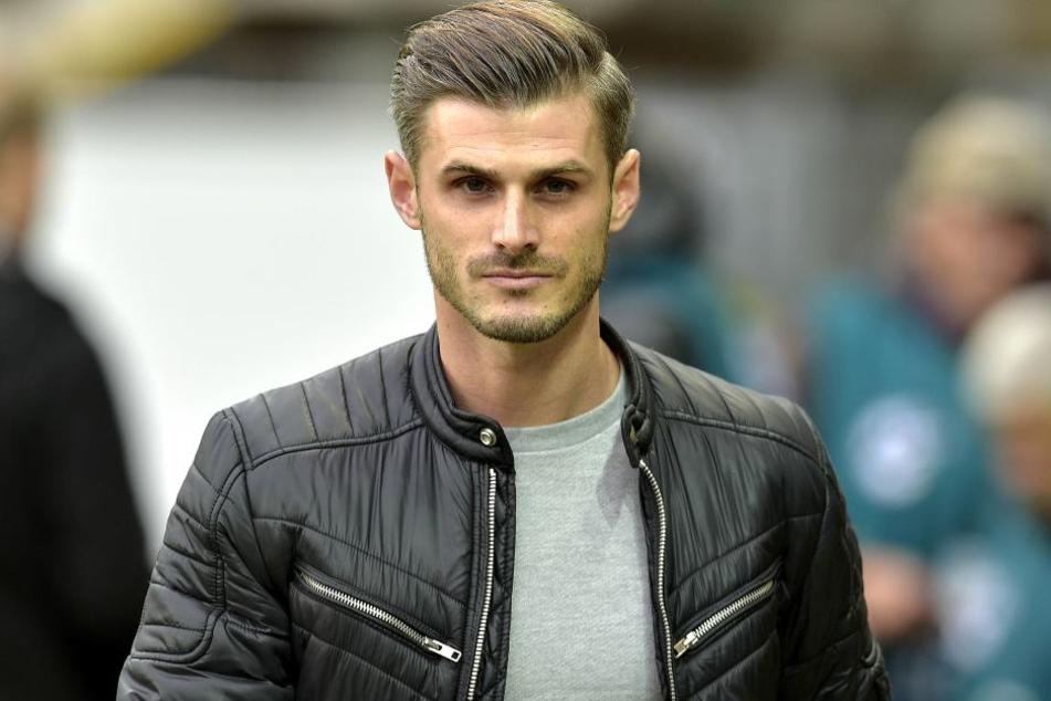Marc Vucinovic hat keine Zukunft in Paderborn.