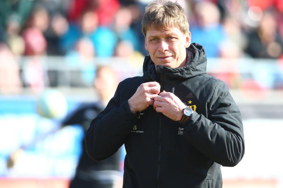 CFC-Trainer Sven Köhler will endlich wissen, wie es mit seinem Vertrag weitergeht.