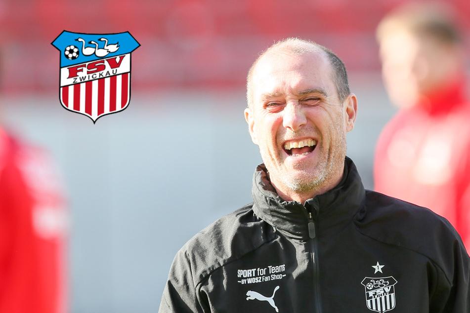"""FSV-Trainer Joe Enochs lobt seine Jungs: """"Genau das, was wir sehen wollen!"""""""