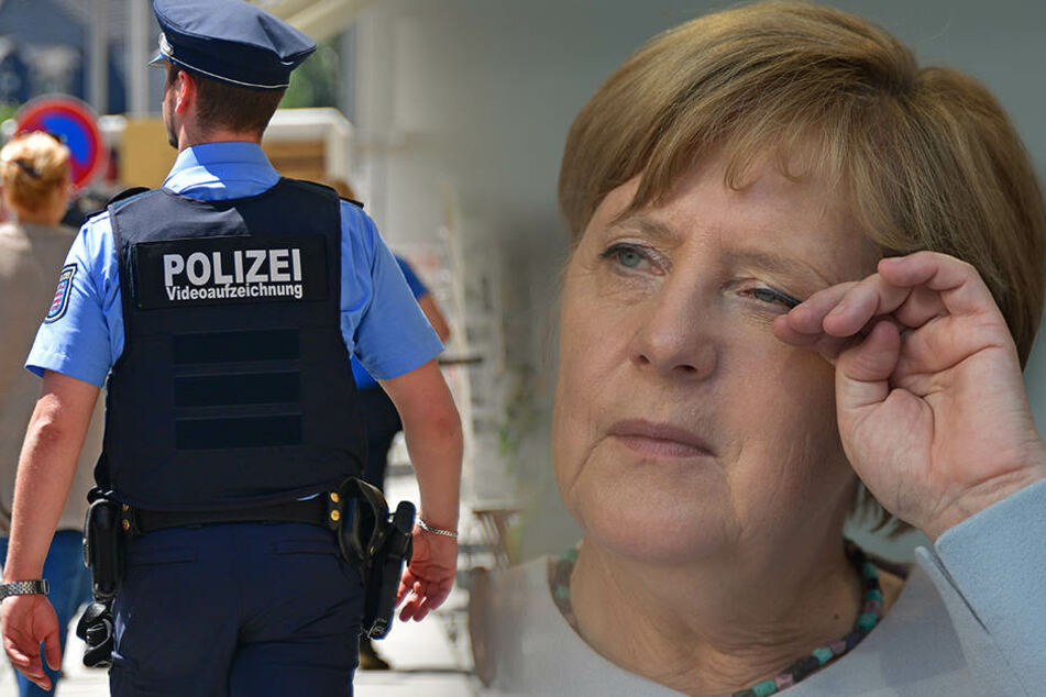 Nach Angaben der CDU soll der Angreifer den Merkel-Wahlkämpfer auch gewürgt haben.