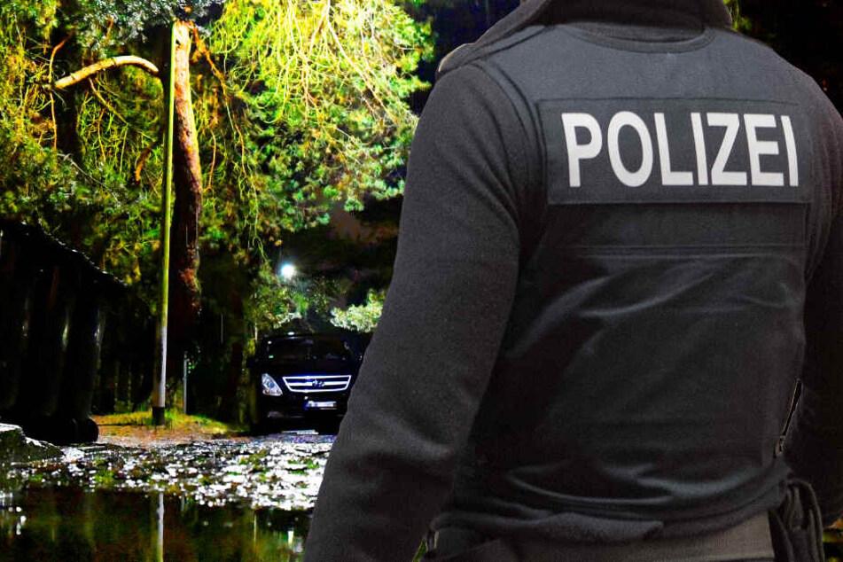 Sex-Attacke in Darmstadt: Zwei Männer überfallen Frau und grapschen ihr an die Brust