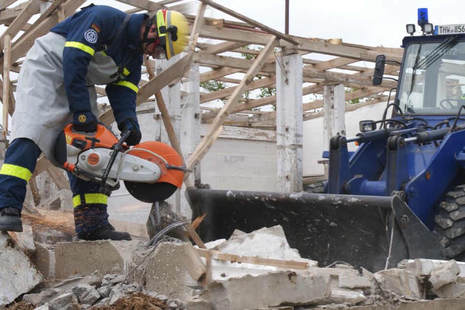Alarm fürs THW: Meteorit trifft kleines Dorf in Deutschland!
