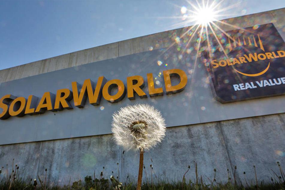 Auch das Das Solarworld-Werk in Arnstadt ist betroffen.