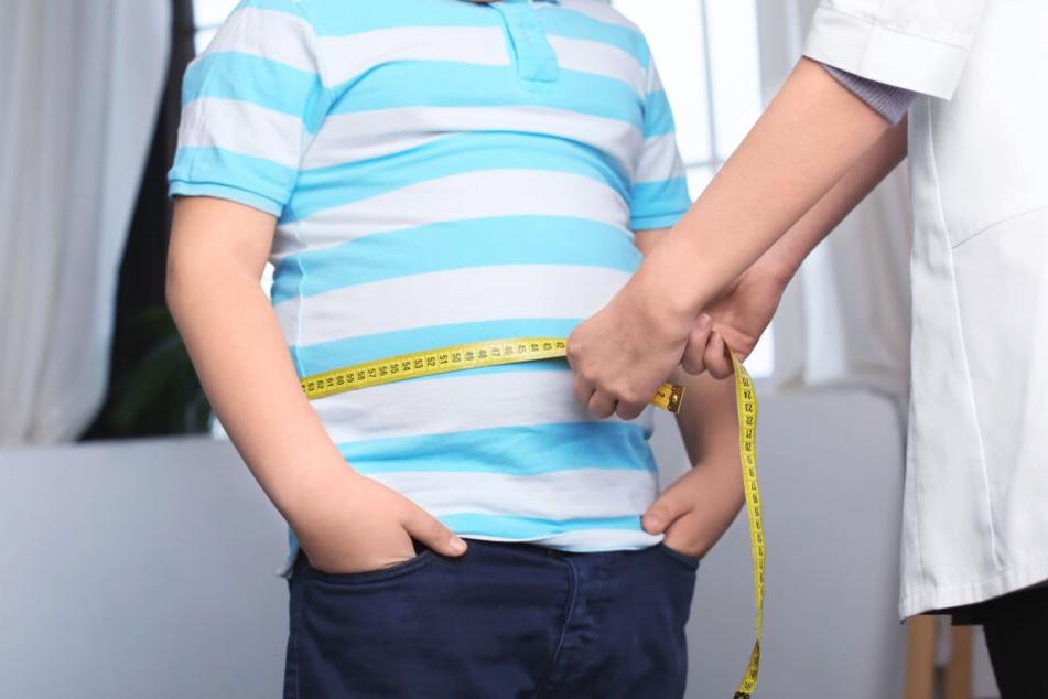 Mit Übergewicht haben schon neun Prozent aller Chemnitzer Schulanfänger zu kämpfen.