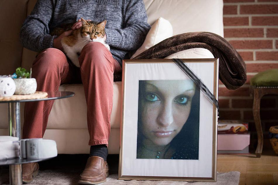 Svenjas Katze Lissy ist ihm geblieben.