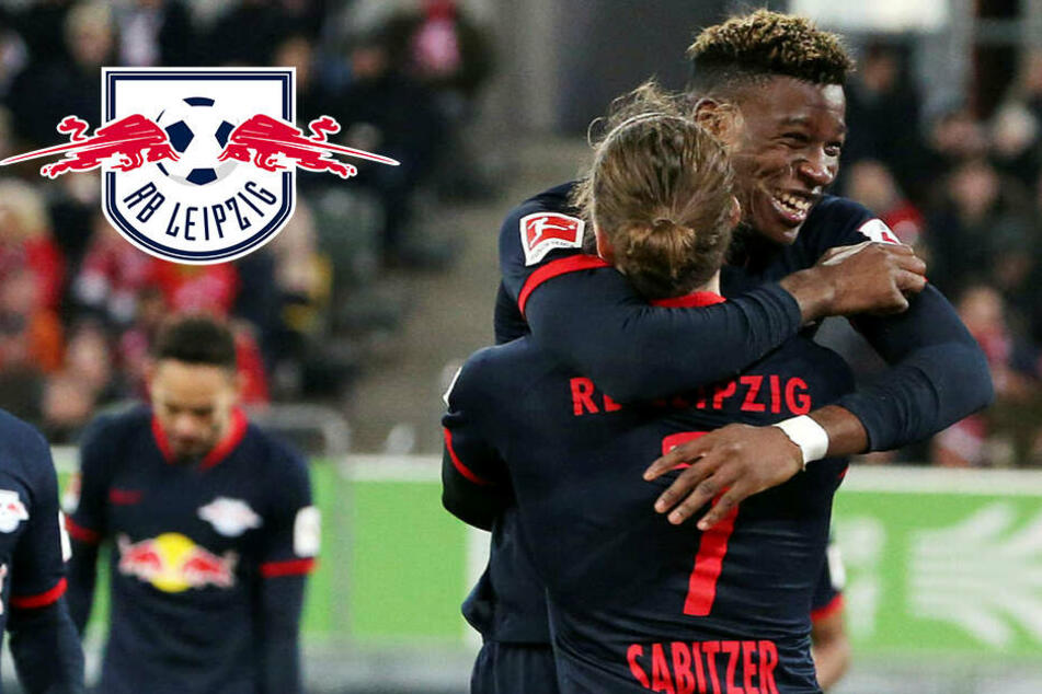 Blitztor, Elfer, Spitzenreiter: RB Leipzig grüßt wieder von ganz oben