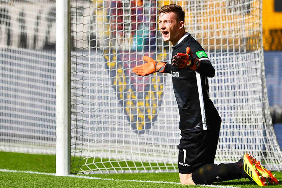 Noch-RB-Coach Ralf Rangnick wollte Markus Schubert schon vor dessen Wechsel zu Dynamo Dresden haben.