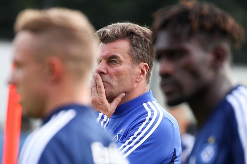 Er glaubt an einen Aufstieg des Hamburger SV.