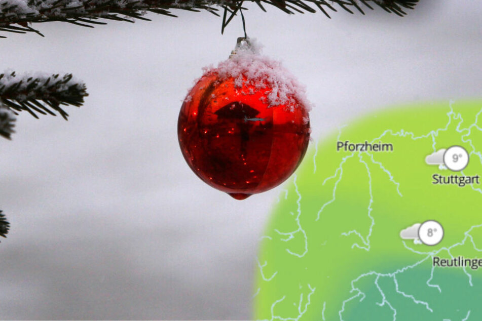 Weihnachten rückt immer näher: Welches Wetter bekommen wir im Ländle?