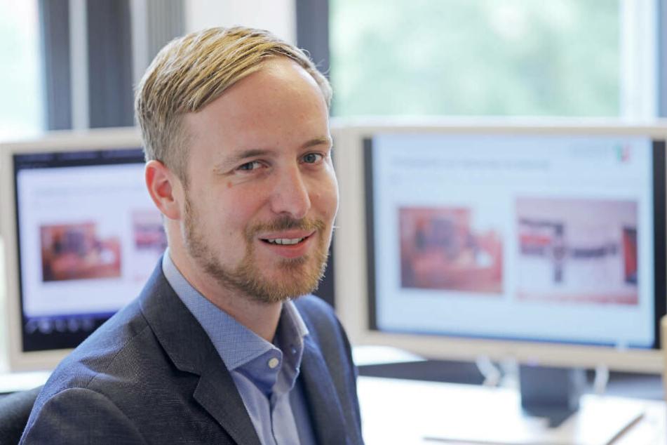 Staatsanwalt Christoph Hebbecker verfolgt gravierende Fälle politisch motivierter Hass-Rede