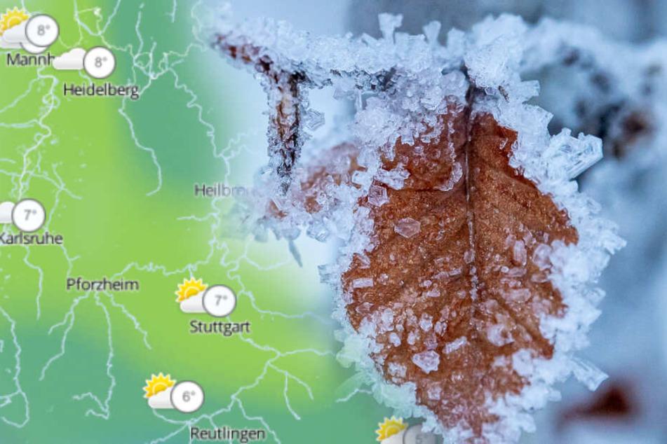 Baden-Württemberger müssen auch mit Schnee rechnen.