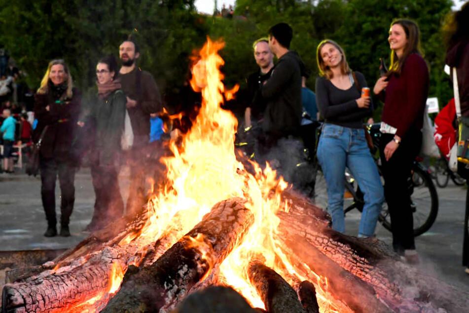 Wegen Beschwerden von Anwohnern: Keine Walpurgisnacht im Mauerpark!