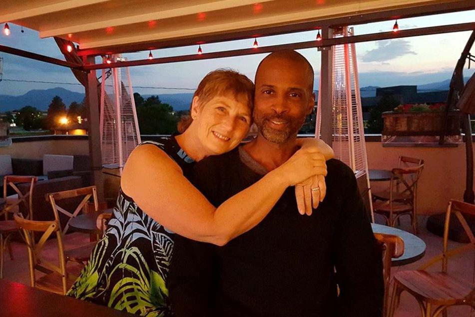 Barbera Aimes (59) und ihr Ehemann John Aimes (55).