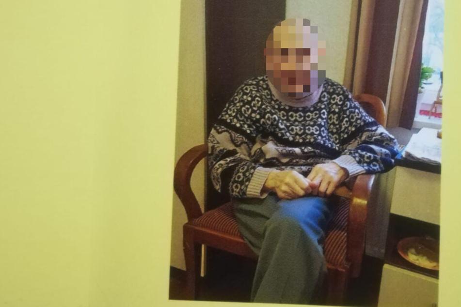 Der 85-jährige Manfred S. aus Sandersdorf-Brehna ist wieder aufgetaucht.