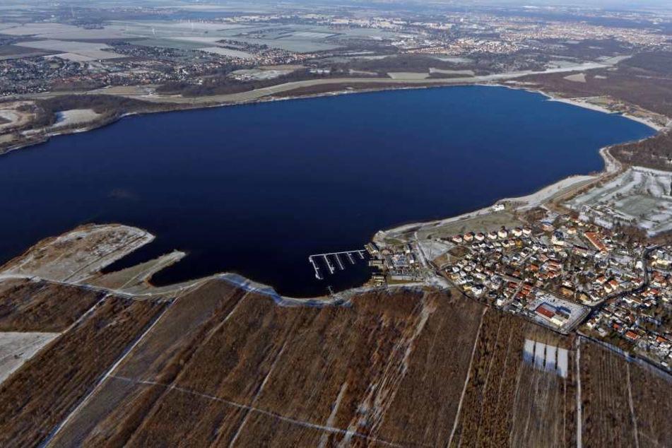 Ein Spaziergang am Cospudener See wurde einem 54-Jährigen zum Verhängnis.