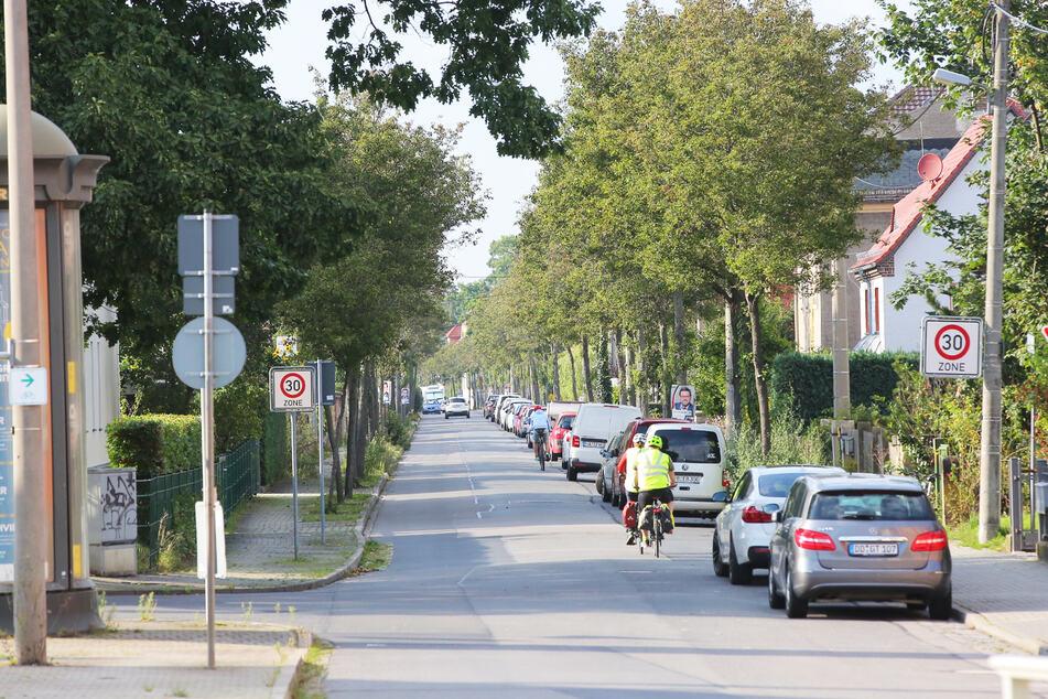Auf der Flensburger Straße kam es zum Zusammenstoß.