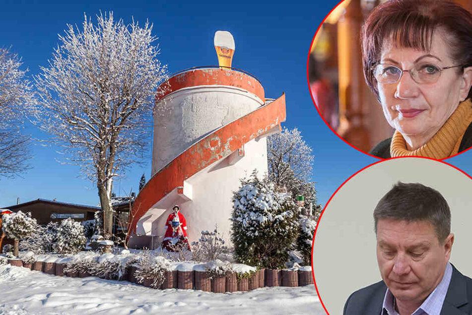 Zwangsräumung! SPD-Abgeordneter schmeisst Mutter aus Kneipe