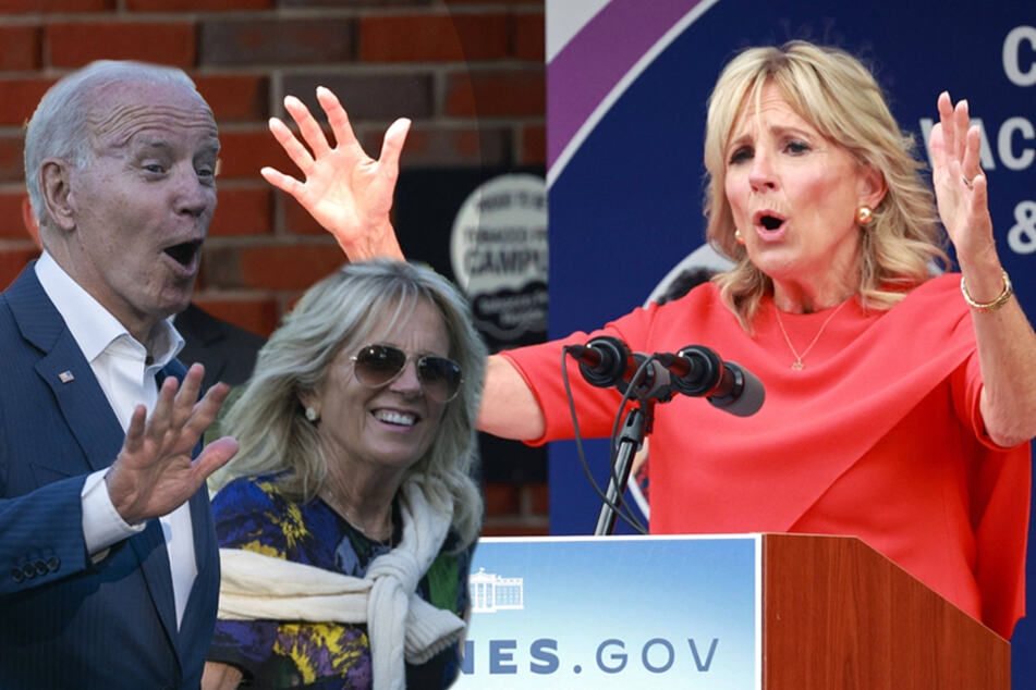 First Lady Jill Biden graces cover of Vogue and takes over Texas to make a difference