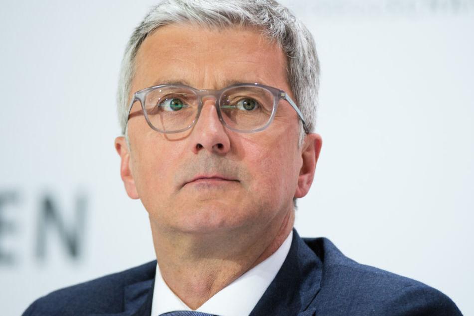 Gegen den früheren Audi-Chef Rupert Stadler wurde Anklage erhoben.
