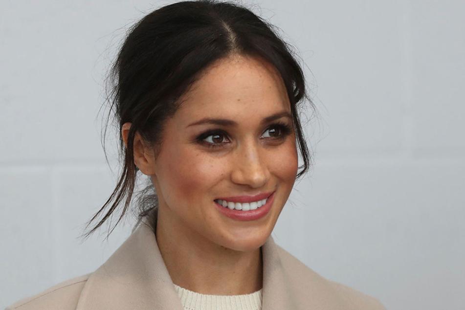 Meghan Markle (36) gilt als neue Stilikone der britischen Royals.