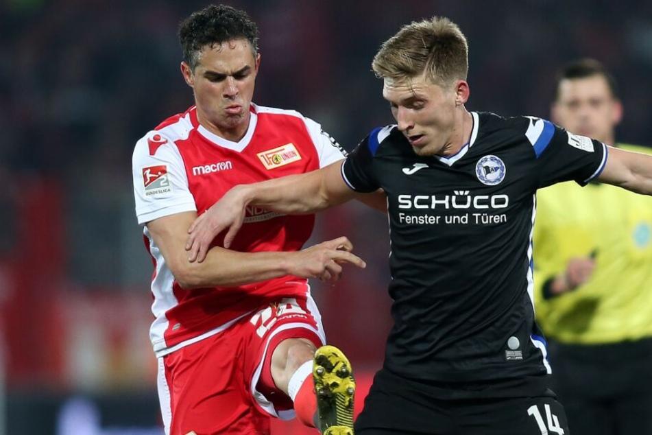 Mit einem 1:1-Unentschieden trennten sich der DSC und Union Berlin.
