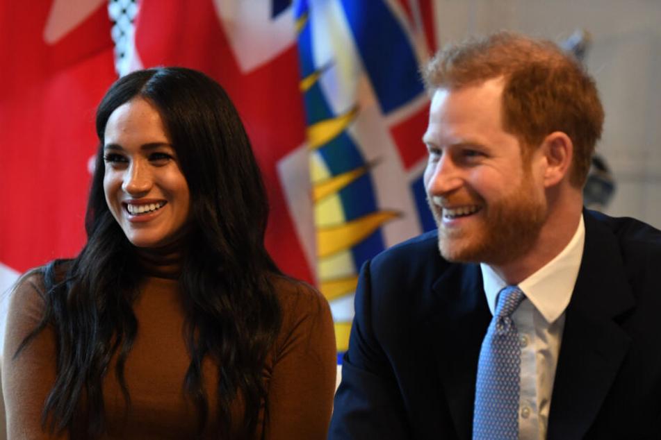 Royaler Hammer! Prinz Harry und Meghan ziehen sich zurück